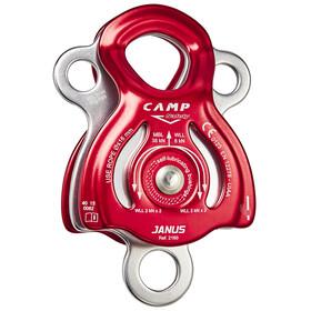 Camp Janus - rouge/argent
